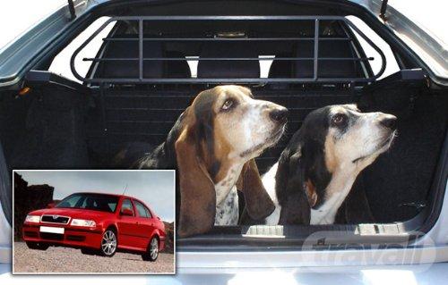 TRAVALL TDG0338 - Hundegitter Trenngitter Gepäckgitter
