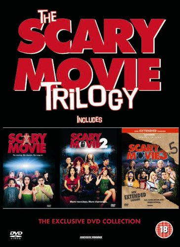 Scary Movie Trilogy [DVD]