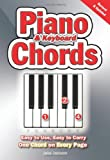 Jake Jackson Piano & Keyboard Chords: Easy-to-Use, Easy-to-Carry, One Chord on Every Page