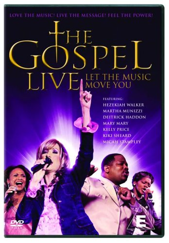 The Gospel Live [DVD] [2006]
