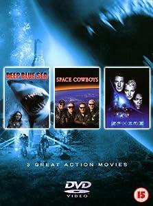 Deep Blue Sea / Space Cowboys / Sphere [3 DVDs] [UK Import]