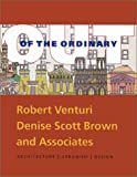 img - for Out of the Ordinary: Architecture, Urbanism, Design book / textbook / text book