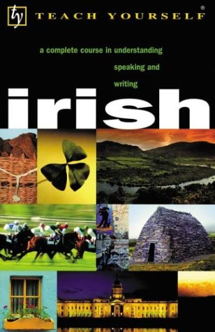 Teach Yourself Irish Complete Course front-802715