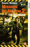 Missing in Action 2-The Beginning [VHS]