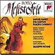 Boito - Mefistofele / Ramey · Marton · Domingo · Tedesco · Takács · Farkas · Pataki · Patané