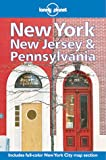 Lonely Planet New York, New Jersey and Pennsyvania (Serial) (0864424086) by Clark, Michael