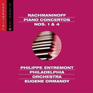 Piano Concertos Nos 1 & 4