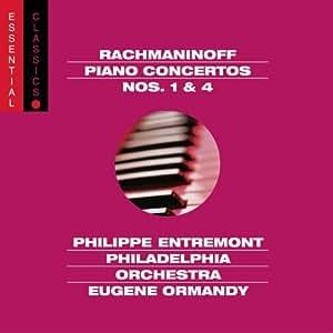 Rachmaninoff:Piano Concertos
