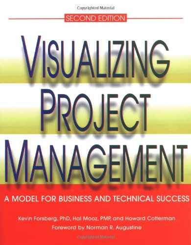 Visualizing Project Management: A Model for Business and Technical Success (with CD-ROM), Forsberg, Kevin; Mooz, Hal; Cotterman, Howard