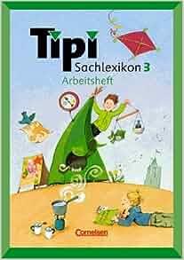 Tipi 3 - Sachlexikon / Arbeitsheft: Talitha Stevenson: 9783464812426