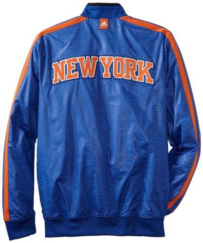 Nba New York Knicks On Court Warm Up Jacket Home Weekday