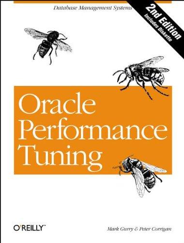 Oracle Performance Tuning (Nutshell Handbooks)