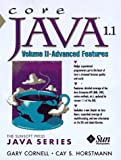 Core Java 1.1 Volume II Advanced Features (0137669658) by Horstmann, Cay S.
