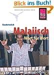 Kauderwelsch, Malaiisch Wort f�r Wort