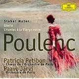 Poulenc: Stabat Mater/Gloria/Litanies ... la Vierge noire