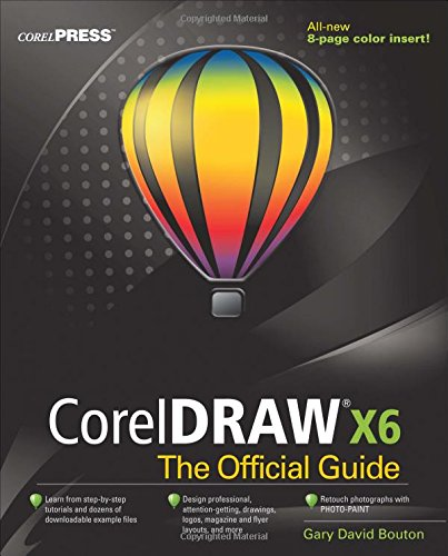 CorelDRAW X6 The Official Guide (Corel Draw Books compare prices)