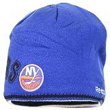 Reebok NHL Reversible 3 Logo Knit Hat / Beanie