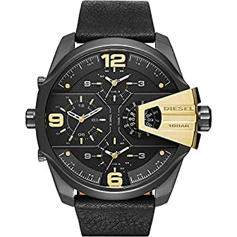 Diesel Men's DZ7377 Uber Chief Analog Display