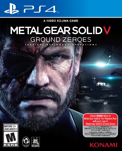 Best Metal Gear Solid V: Ground Zeroes - PlayStation 4 Standard Edition