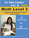 Dr. John Chung's SAT II Math Level 2...
