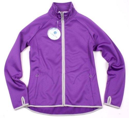 Gr. S Original Luhta SARA Midlayer DAMEN Softshell Jacke lila NEU 59,90€