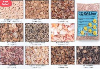 Carib Sea Caribbean Coral Substrate 40lbB0006G4SUG