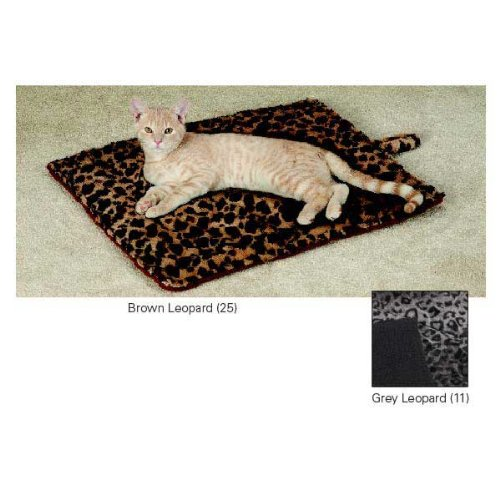 HDP Slumber Pet Thermal Bed Cat Mats Color:Grey