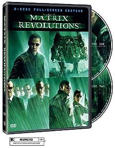 The Matrix Revolutions (Full Screen) (2 Discs)