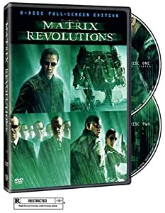 The Matrix Revolutions (Full Screen) (2 Discs) (Bilingual) [Import]