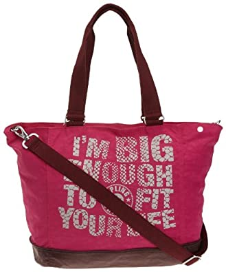 Kipling Womens Shopper Combo Shoulder Bag 42
