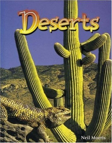 Deserts (The Wonders of Our World)