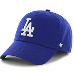 Los Angeles Dodgers Royal Franchise Cap by
