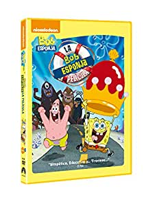 Amazon.com: Bob Esponja. La Película (Import Movie) (European Format