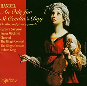 Ode for St Cecilia's Day (Hybr)