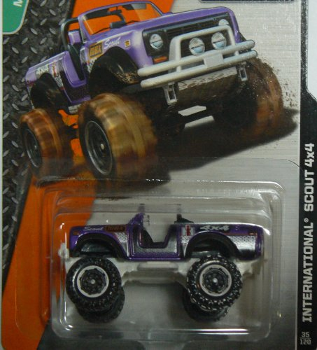 Matchbox - MBX Explorers - International Scout 4x4 35/120