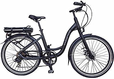 Wisper 705se Stealth Black Electric Bike