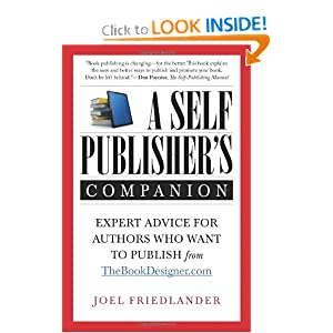 A Self-Publisher's Companion Joel Friedlander