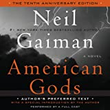 img - for American Gods: The Tenth Anniversary Edition (A Full Cast Production) book / textbook / text book