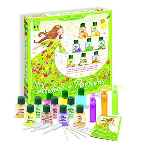 SentoSphere - Mi taller de perfumes flores frescas (075142)