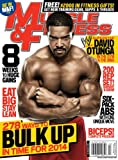Muscle & Fitness (1-year auto-renewal) [Print + Kindle]