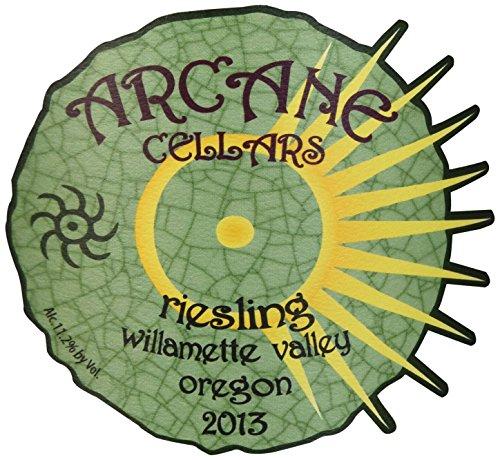 2013 Arcane Cellars Riesling Wheatland Estate, Willamette Valley 750 Ml