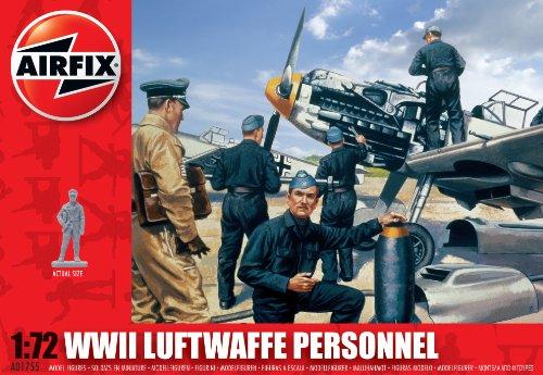 Airfix A01755 1:72 Scale Luftwaffe Personnel