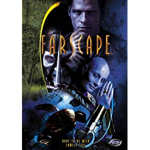 Farscape Season 1, Vol. 11 - Bone to Be Wild / Family Ties movie