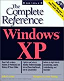 Windows XP: The Complete Reference (0072192976) by Levine, John R.