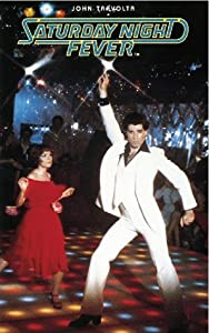 Nur Samstag Nacht - Saturday Night Fever [VHS]