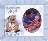 I'm Daddy's Little Angel - Photo Magnet Frame
