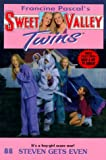 Steven Gets Even (Sweet Valley Twins)