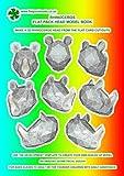 Rhinoceros: Flat-Pack Head Model Book