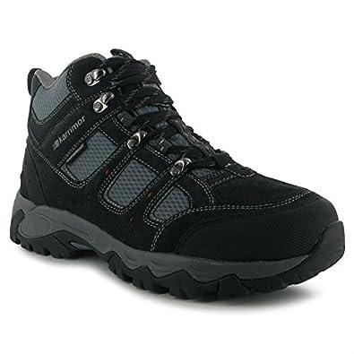 Karrimor Mount Mid Mens Walking Boots Black 8 UK UK [Apparel]