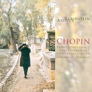 Rubinstein Collection Vol. 46 (Chopin: Klaviersonaten 2 + 3)